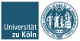 Universität zu Köln Logo